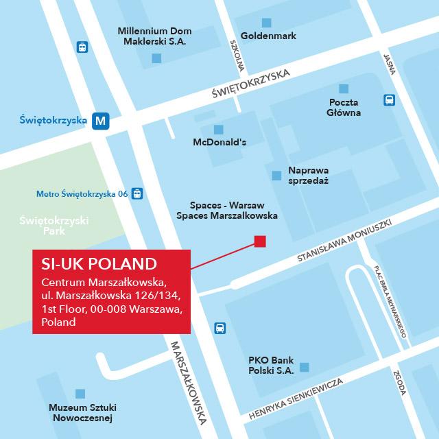 SI-UK Warszawa